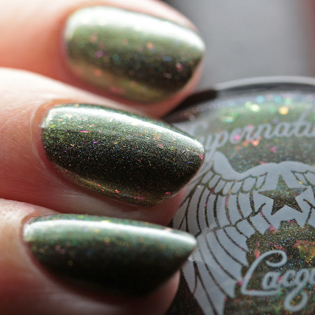 Supernatural Lacquer Death & Taxes