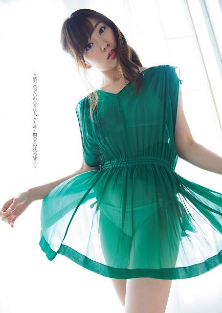 Watanabe Miyuki 渡辺美優紀 Femme Fatale Images 3