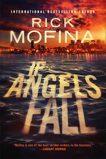 If Angels Fall by Rick Mofina | Cover Love