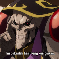 Overlord Season 2 Episode 03 Subtitle Indonesia