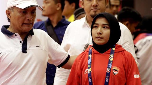 F-PKS Hadiahi Umrah Judoka Miftahul Jannah yang Tolak Lepas Jilbab