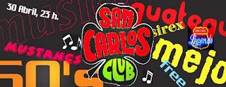 Legends San Carlos Club