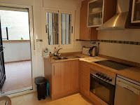 apartamento en venta oropesa marina dor cocina