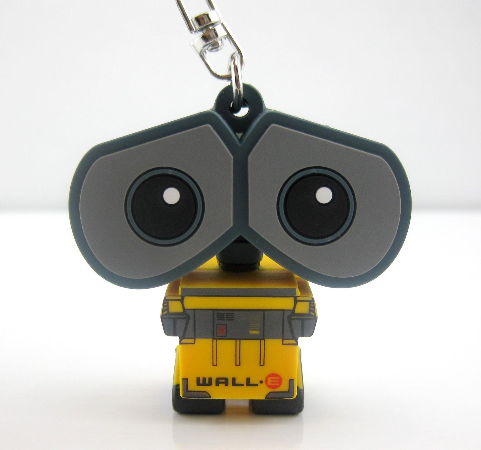 disney figural keyrings series 8 pixar wall-e