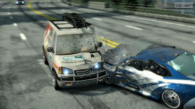 Burnout Pardise The Ultimate Box (PC) 2009