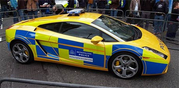 Police Supercars In The World S Most Advanced All About Cars