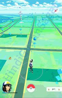 Pokemon Go at Hindigyaansagar