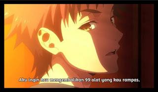 Shokugeki no Souma Season 2 Episode 3 Subtitle Indonesia