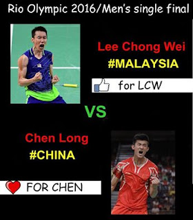 live streaming lee chong wei vs Chen Long