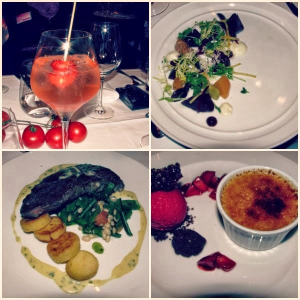 Le Petit Felix Restaurant Berlin Menü - Garnier Miracle Experience