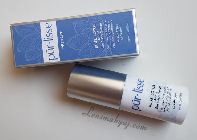 Pür-lisse Blue Lotus serum