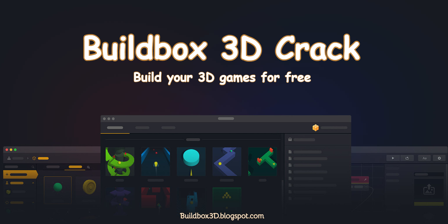 download buildbox 3d crack