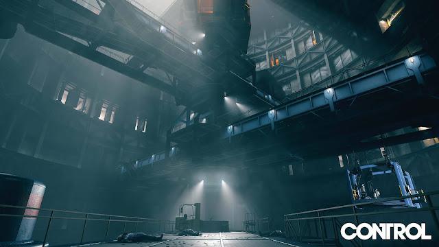 الكشف عن حزمة ضخمة من الصور للعبة Control و إستعراض بدقة 4K
