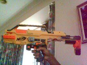 Outback Nerf Nerf Stampede Ecs Smg