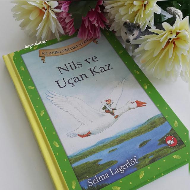 Nils ve Uçan Kaz - Selma Lagerlöf