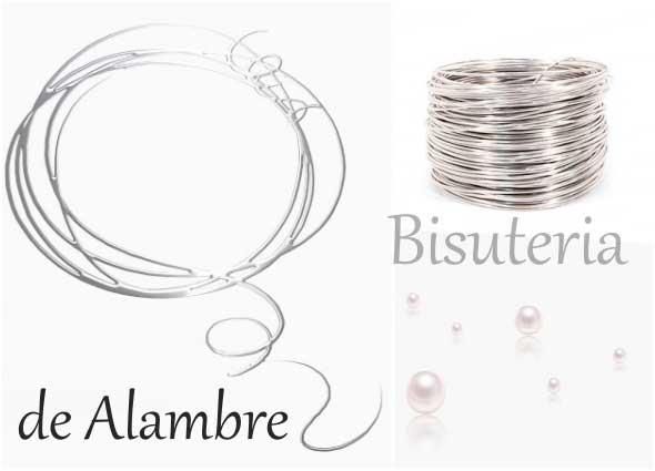 d80f93cd29f3 Como hacer Bisuteria con Alambre - enrHedando