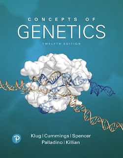 Concepts of Genetics 12th Edition pdf free download