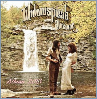 Widowspeak Album Almanac cover