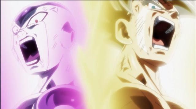 Dragon Ball Super Goku Freeza 131 Universo 7