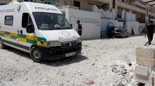 3 çocuk hayatını kaybetti, 8 Sivil yaralandı.