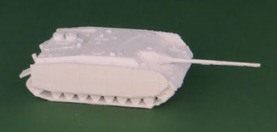 Jagdpanzer IV/70 (V) with 7.5 cm Pak 42 L/70, (longer barrel) picture 2
