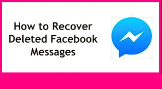 How Can U Get Deleted Messages From Facebook 2019 - Freemium