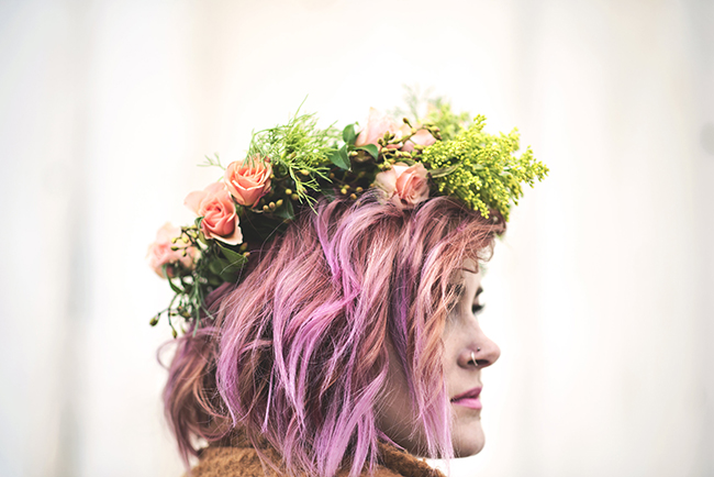Floral Crown Workshop Ohio