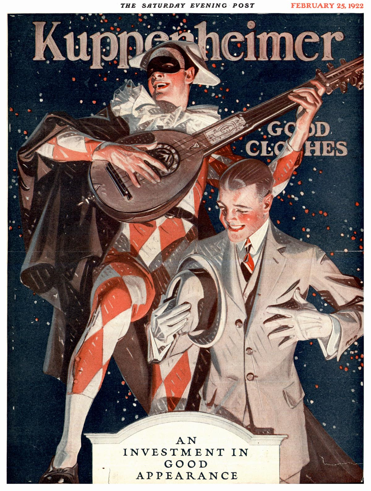 Dressing Like Heroes Vintage Men S Fashion Ads From The