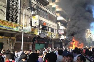 نيابة الإسكندرية تحبس 30 من مؤيدي جماعة في اشتباكات أمس بمسجد القائد إبراهيم ومنطقة سيدي جابر