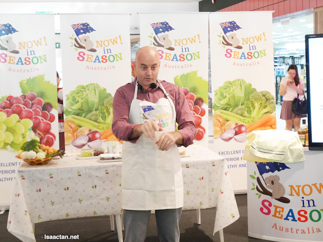 Learn more about Australian produce