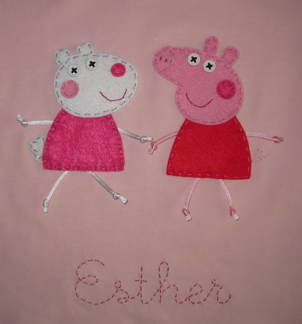 peppa pig y susi sheep