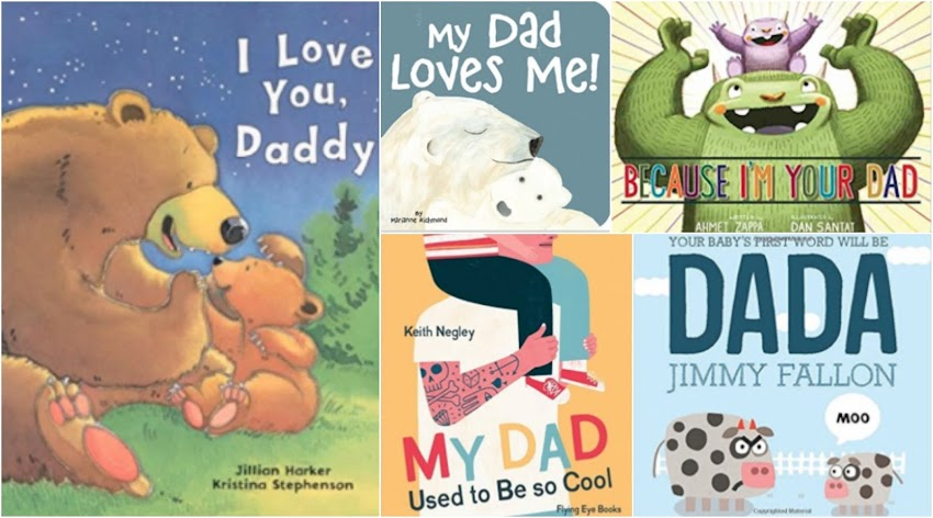 Kid Books for Father's Day