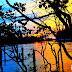 Sunset Pantai Bagan Lalang Sepang