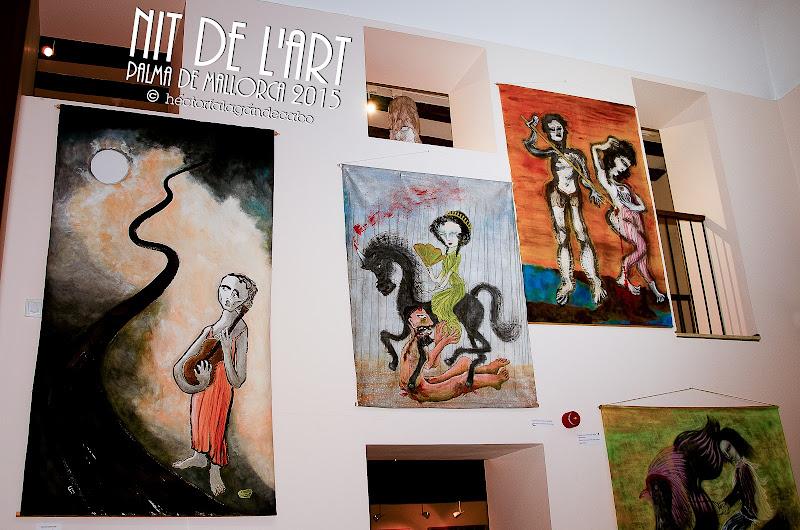 NIT DE L´ART 2015. Palma de Mallorca. Fotografías y Vídeo por Héctor Falagán De Cabo  | hfilms & photography