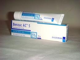 ผลิตภัณฑ์รักษาสิว Benzac AC 5%