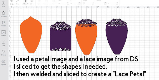 free templates  u0026 tutorials for making paper flowers with cricut or silhouette