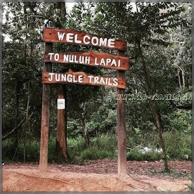 Nulu Lapai, Telipok Sabah