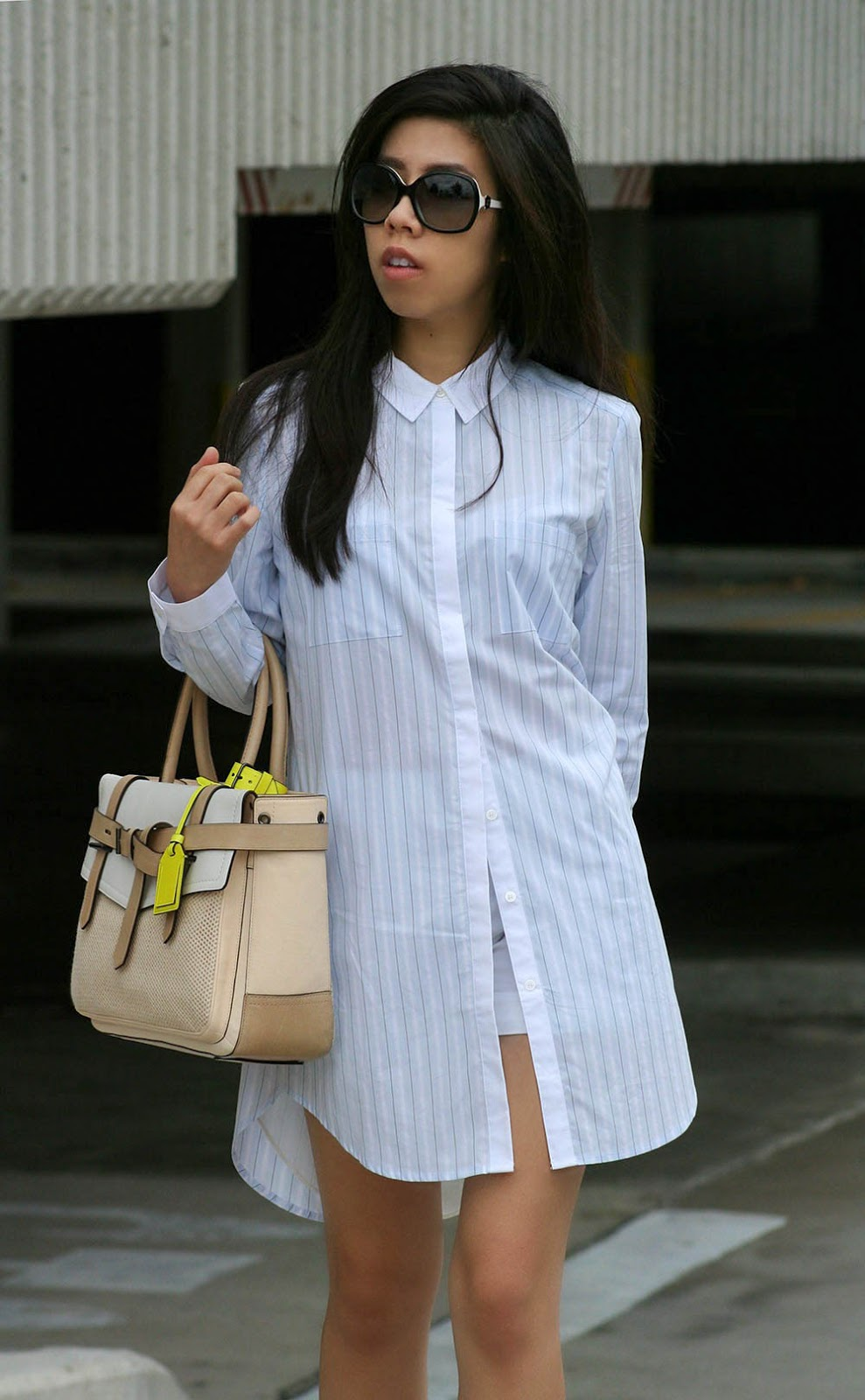 How to wear a shirt that is too long_Adrienne Nguyen_INvictus