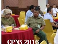 DAFTAR JABATAN PRIORITAS FORMASI CPNS 2016