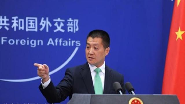 China rechaza lazos militares y no militares entre EEUU y Taiwán
