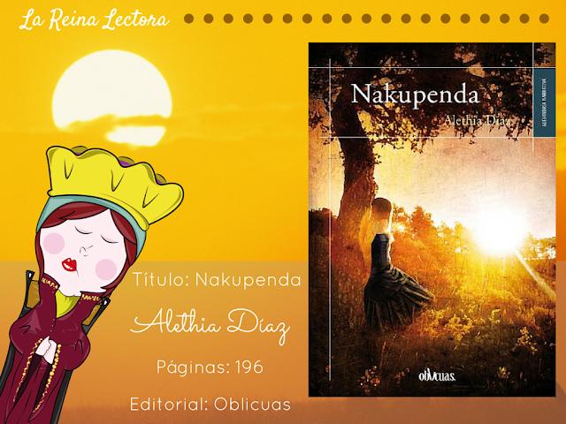 libro Nakupenda Alethia Díaz