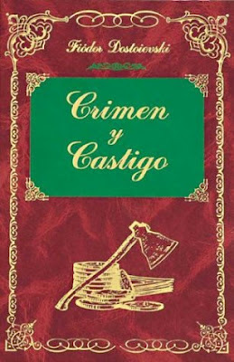 Resultado de imagen para Crimen y castigo - Fiódor Dostoyevski