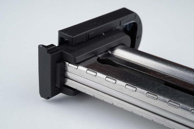 Beretta M9-22, M9, 22LR, Basepad, 92f, 92FS, 90-Two, Trainer, DIY, Hi-Cap, Capacity, Nictaylor00