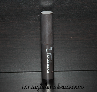 Review: Eyebrow Styling Gel -P2 Cosmetics