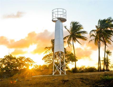 Farol de Santa Helena será reinaugurado em Goiana