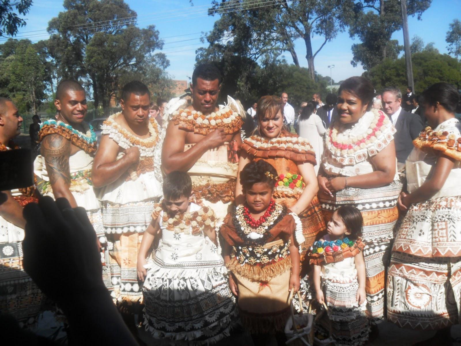 Fiji: Traditional wedding ceremonies