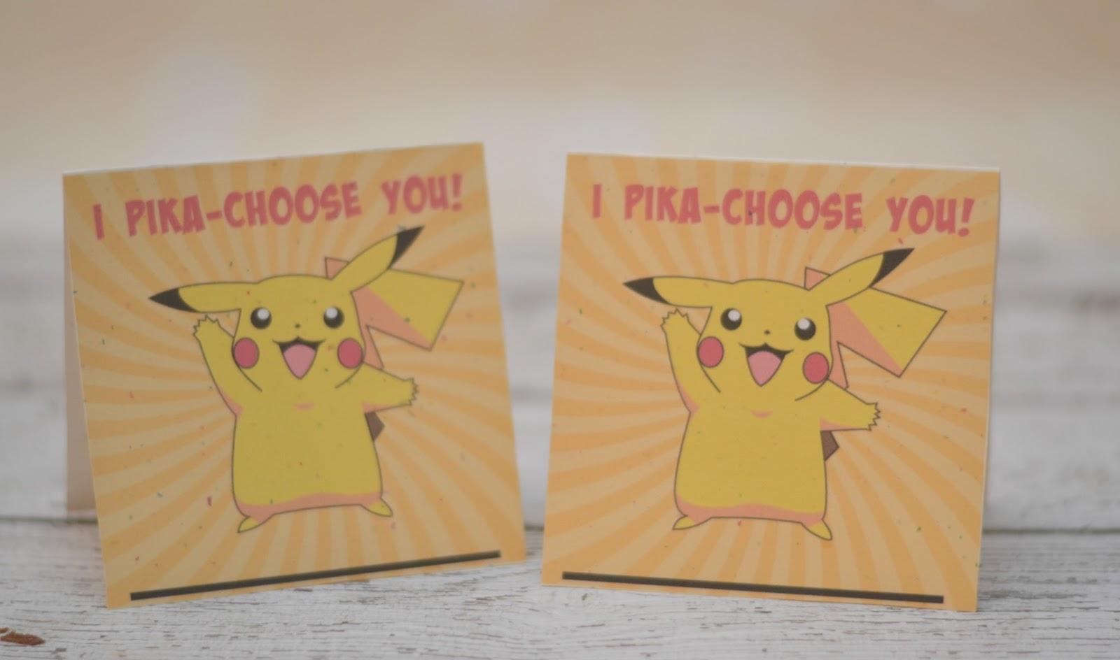 i pika choose you