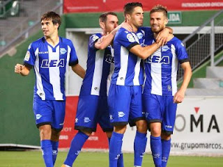 Alaves vs Getafe Live Streaming online Today 07.04.2018 La Liga
