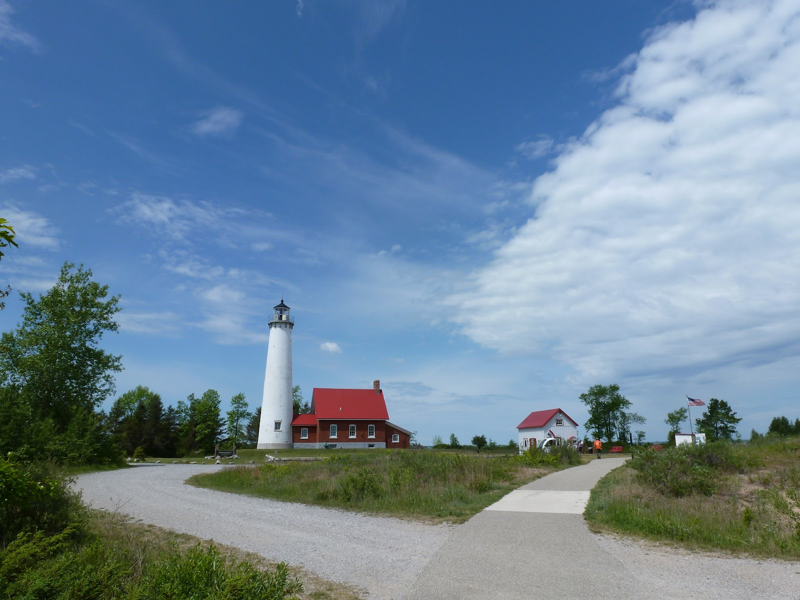 The 1 000 Mile Great Lakes Adventures Lighthouses On Lake