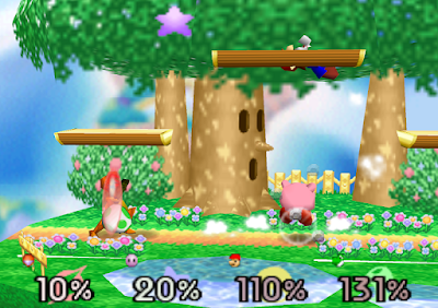 Nintendo 64 emulator for PC and Android Super Smash Bros